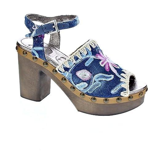 E Donna itScarpe Blu EuAmazon Mou Sandali Size38 Borse 8vn0wmON