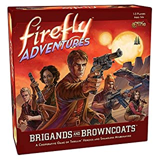 Firefly Adventures: Brigands and Browncoats Board Game