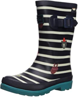 Joules Boys PADABOUT Fluffy Slippers Multi Stripe