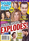 Maurice Benard, Laura Wright, General Hospital, Zach Roerig, Exercise Tips from Daytime's Sexiest Stars - August 8, 2006 Soap Opera Digest Magazine