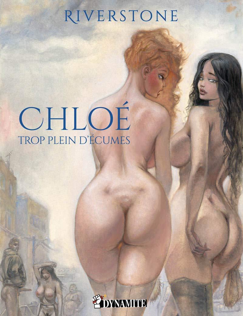 Chloé, trop plein d'écumes Album – 15 novembre 2018 Riverstone trop plein d' écumes Dynamite 2362341720