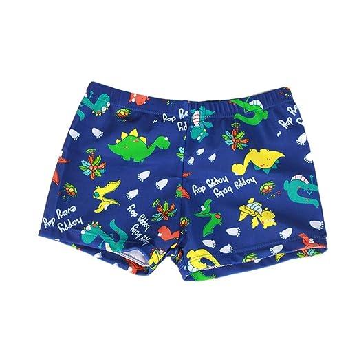 dcc4f715a4 Amazon.com: BSGSH Baby Boys Dinosaur Whale Funny Swim Trunks Sports Running Swim  Board Shorts Beachwear: Clothing