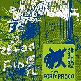 universal flux ford proco from the album diagrama percutor july 22