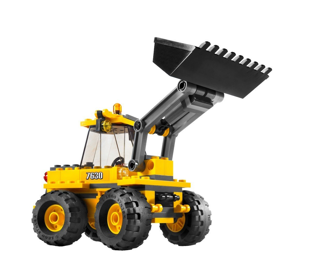 amazon com lego city front end loader toys u0026 games