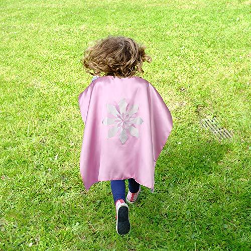 2pcs 8pcs Rose Gants Fête Up Cosplay Dress D'anniversaire Anneau D'oreilles Princesse Accessoires Carnaval Diadème Pour bleu Varita Boucles Magie Collier Vicloon Filles qd1RFq