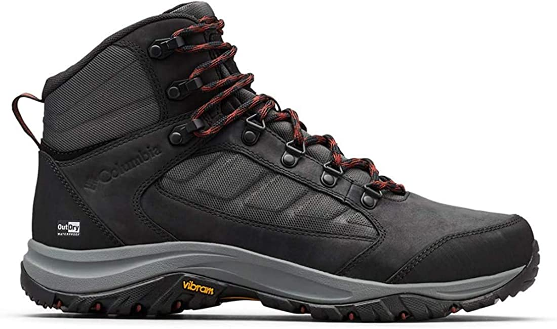 Columbia Men s 100mw Mid Outdry Hiking Shoe