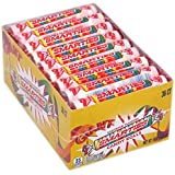 Giant Jumbo Smarties-36ct-Individually Wrapped Smarties with Counter Top Box