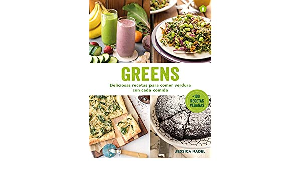 Greens (Spanish Edition): Jessica Nadel: 9788416407057: Amazon.com: Books