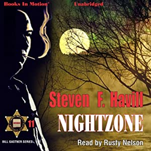 Night Zone: Posadas County Mystery, Book 19 Audiobook