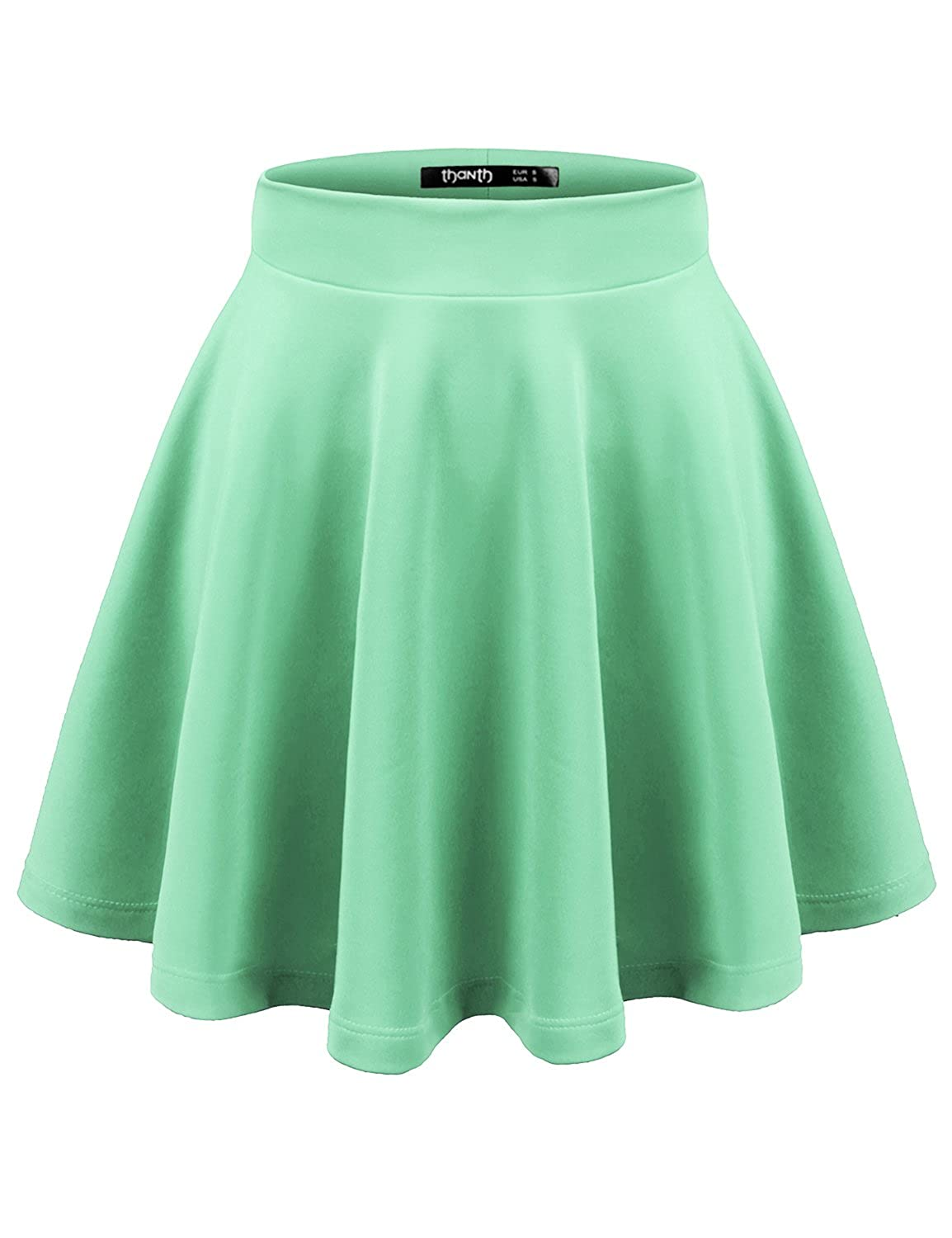 4e710b4f7a3 TWINTH Flare Skater Skirt is trendy item for you for any cccasion. It\'s  good for outdoor things or home wear. And this long skirts go with  everything, ...