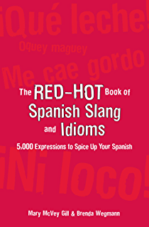 the big red book of spanish idioms   idiomatic expressions