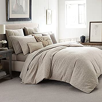 modern king comforter white set lodge beautiful ecrins