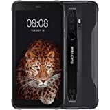 Blackview BV6300Pro (2020) Android 10 Rugged Cell Phones, 16MP HDR Quad Rear Cameras, 6GB+128GB IP68/69K Smartphone, 4380mAh