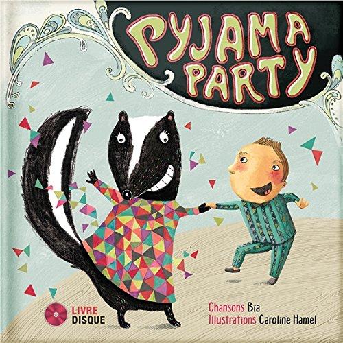 Pyjama Party (Secret Mountain Audio Series) by The Secret Mountain
