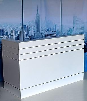 Mostrador De Oficina.Nueva Recepcion Mostrador Recepcion Mostrador 180 Cm X 70 Cm