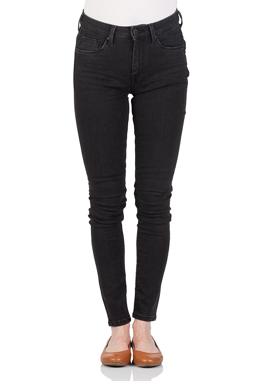 TALLA 33W / 32L. Pepe Jeans Regent Vaqueros Skinny para Mujer