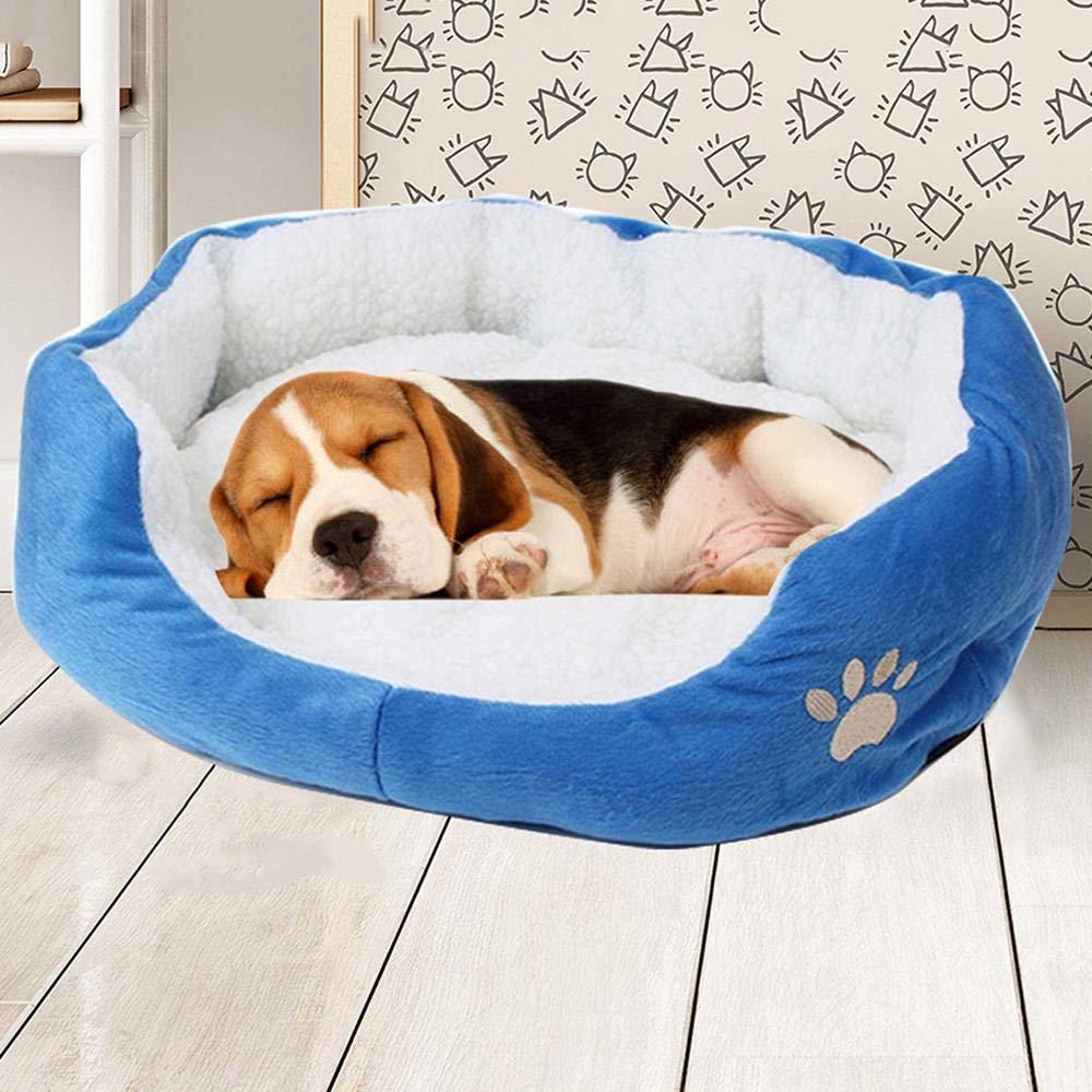 leegoal Perro Camas para Perros Grandes Liquidación Deluxe Mascota Camas Super Plush Dog & Cat Camas Pequeñas y Grandes: Amazon.es: Productos para mascotas