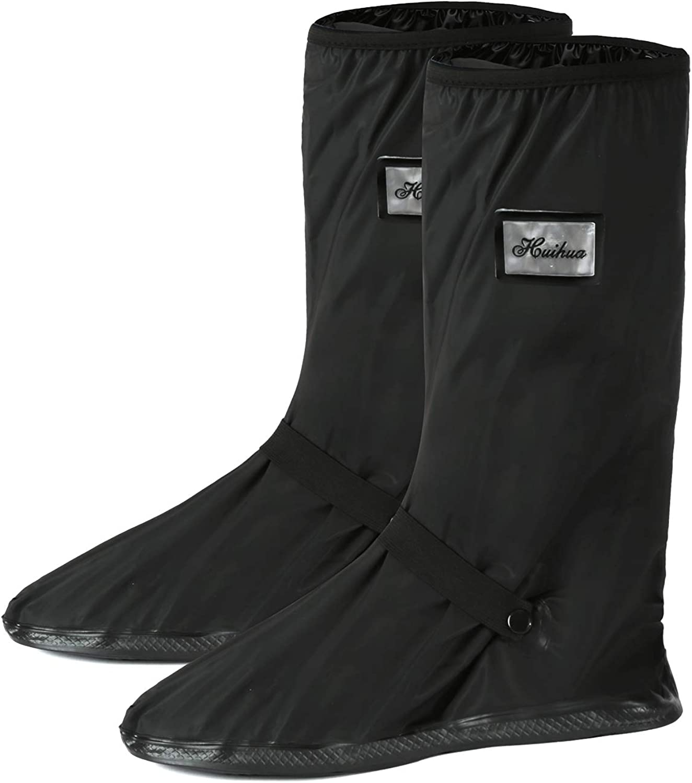 Siravic Rain Shoe Covers, Waterproof