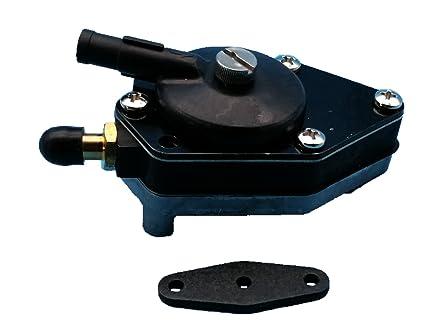 Tuzliufi Fuel Pump Replace Johnson Evinrude 20hp 25hp 28hp 30hp 33hp 35hp 40hp 45hp 48hp 50hp