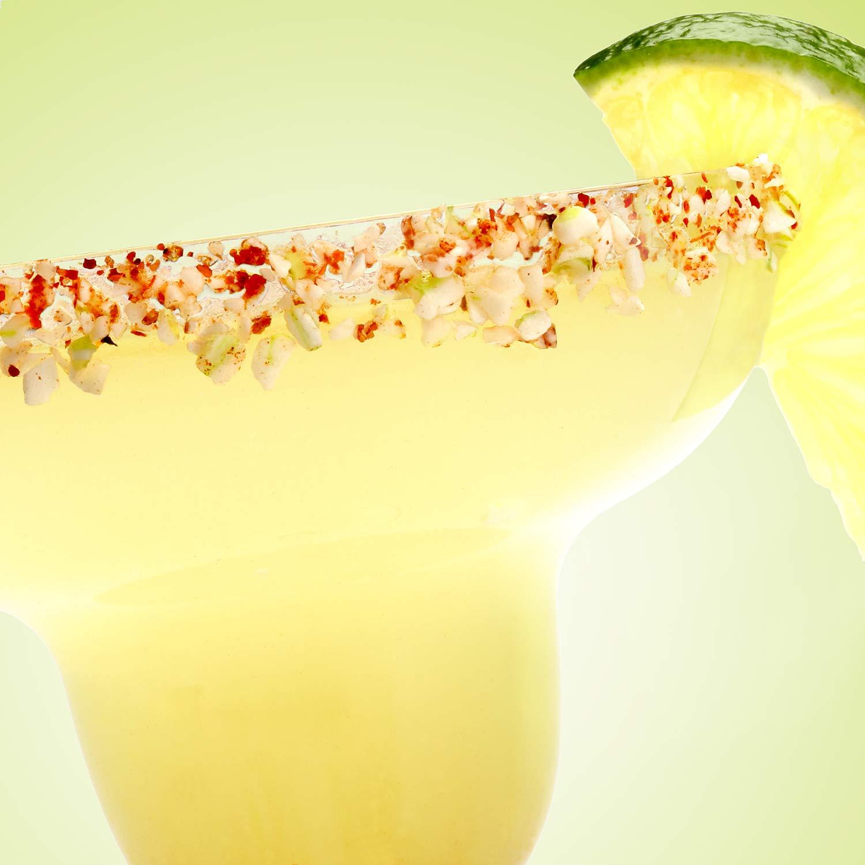 Tamalitoz Crush : Rimming Sugar Salt for Margarita and sorbet topper by Tamalitoz by Sugarox (Image #3)
