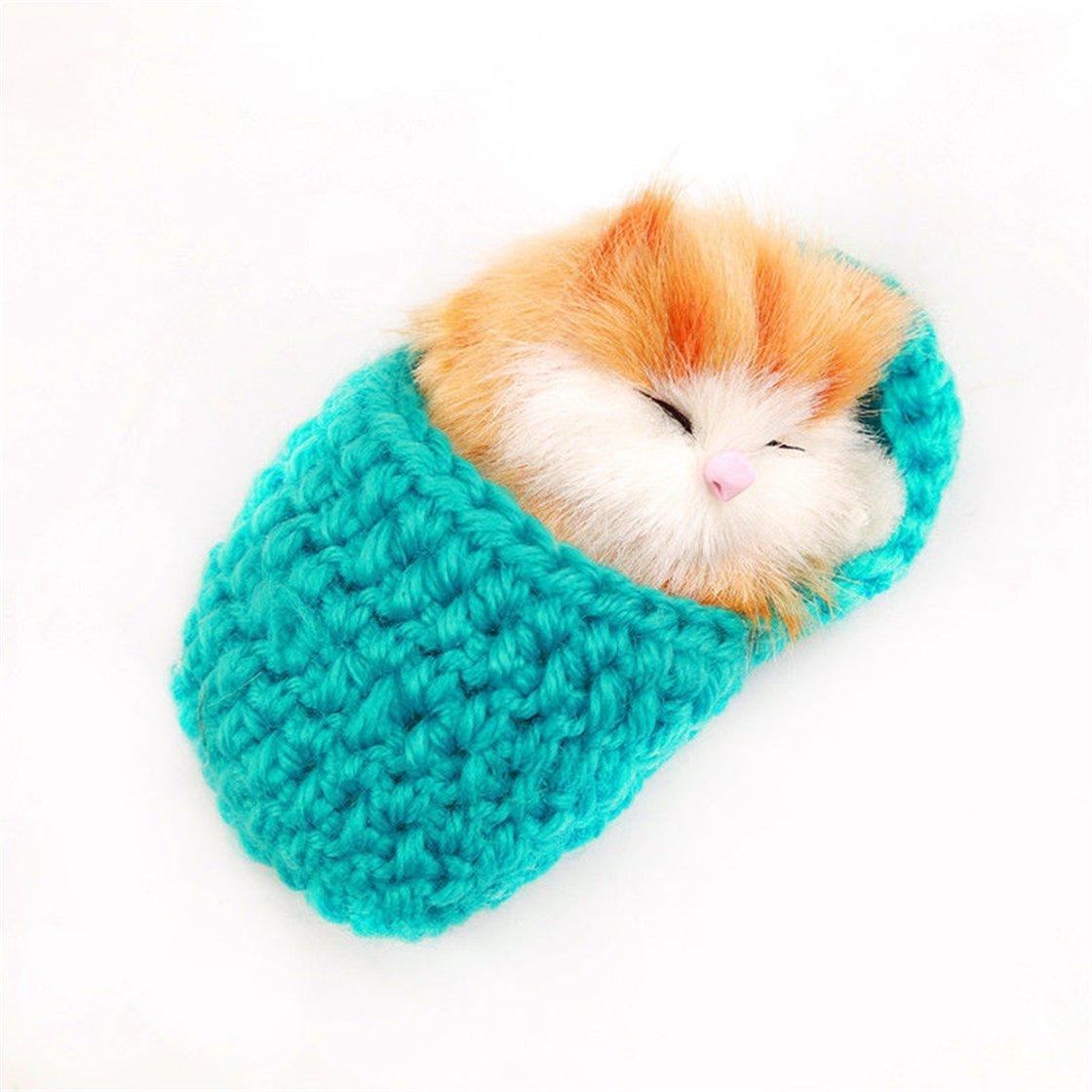 foreverstore Cute Shoe Kittens Cats Plush Kids Toys for Childrenクリスマスデコレーションギフト B072BMKC5L
