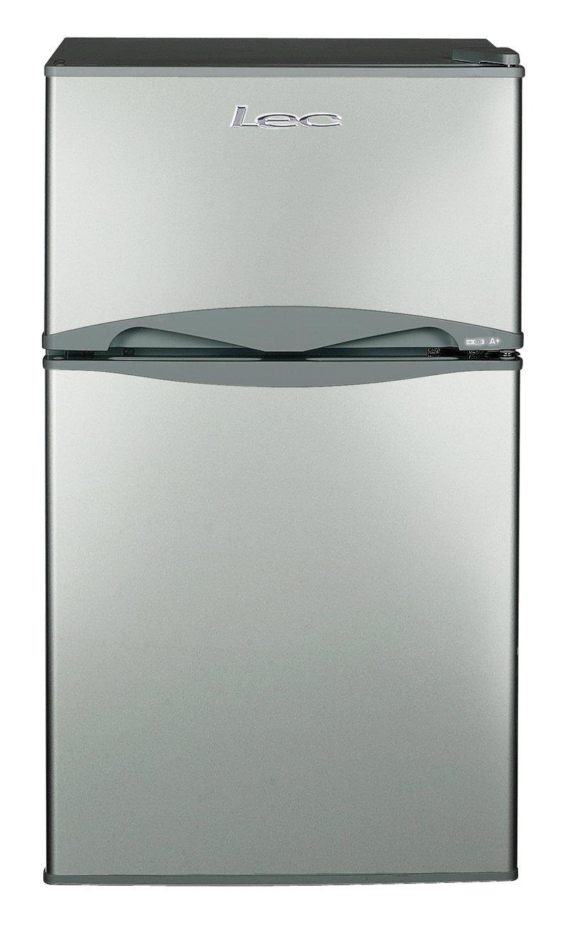 Lec T50084 Bajo encimera 87L A+ Plata nevera y congelador ...