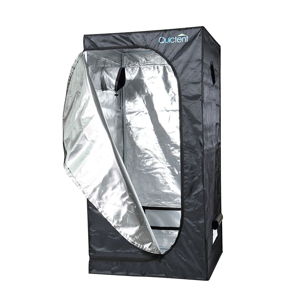 "Quictent SGS approved eco-friendly 24"" x 24"" x 48"" grow tent 24"" x 24"" x 48"" indoor grow tent"