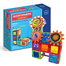 Magformers Magnets in Motion 37 Piece Gear Set