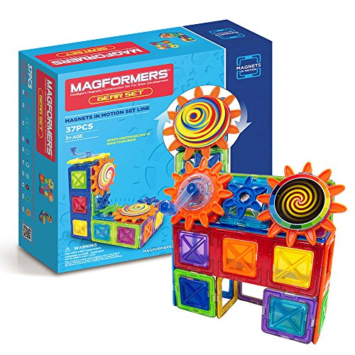 Magformers 37 pieces Magnetic Educational Construction