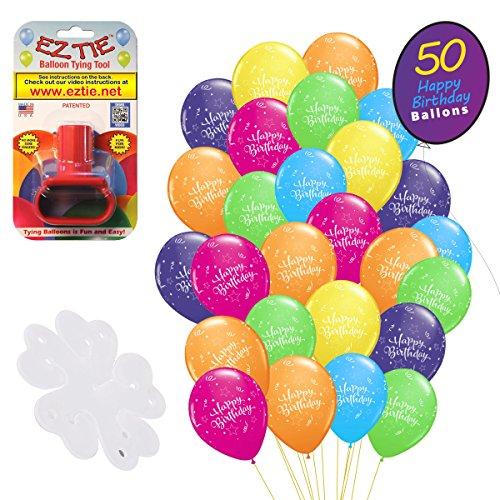 (QP Latex Happy Birthday 12