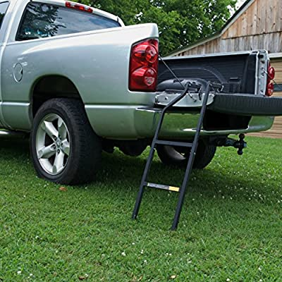 Traxion 5-100 Tailgate Ladder: Automotive