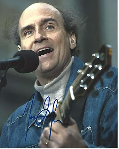 JAMES TAYLOR - Inducted ROCK and ROLL HALL of FAME 2000