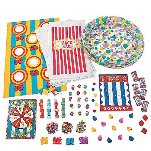 Carnival Starter Kit by Fun Express