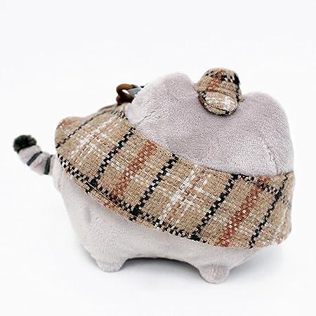 Amazon.com: Gund Backpack Clip Plush, Mochila, Detective ...