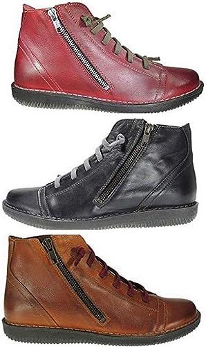 Botines Boleta Shoes 3012 Corte-Piel,Forro-Piel,Plantilla-Piel ...