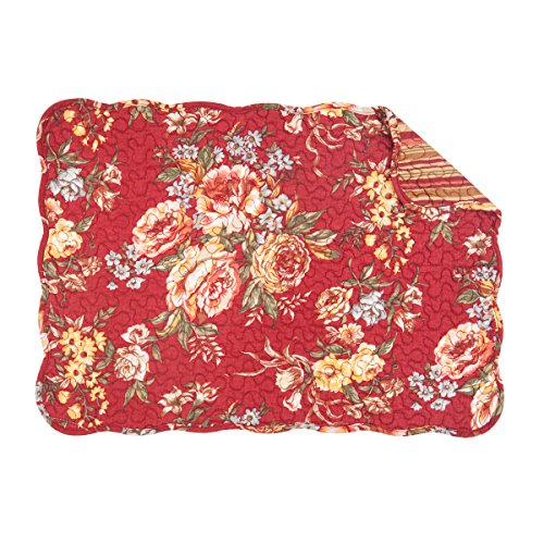 Claire Quilted Placemat Set of 6