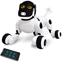 Contixo Puppy Smart V2 Robot Dog - Walking Pet Toy - App Controlled Robot for Kids...