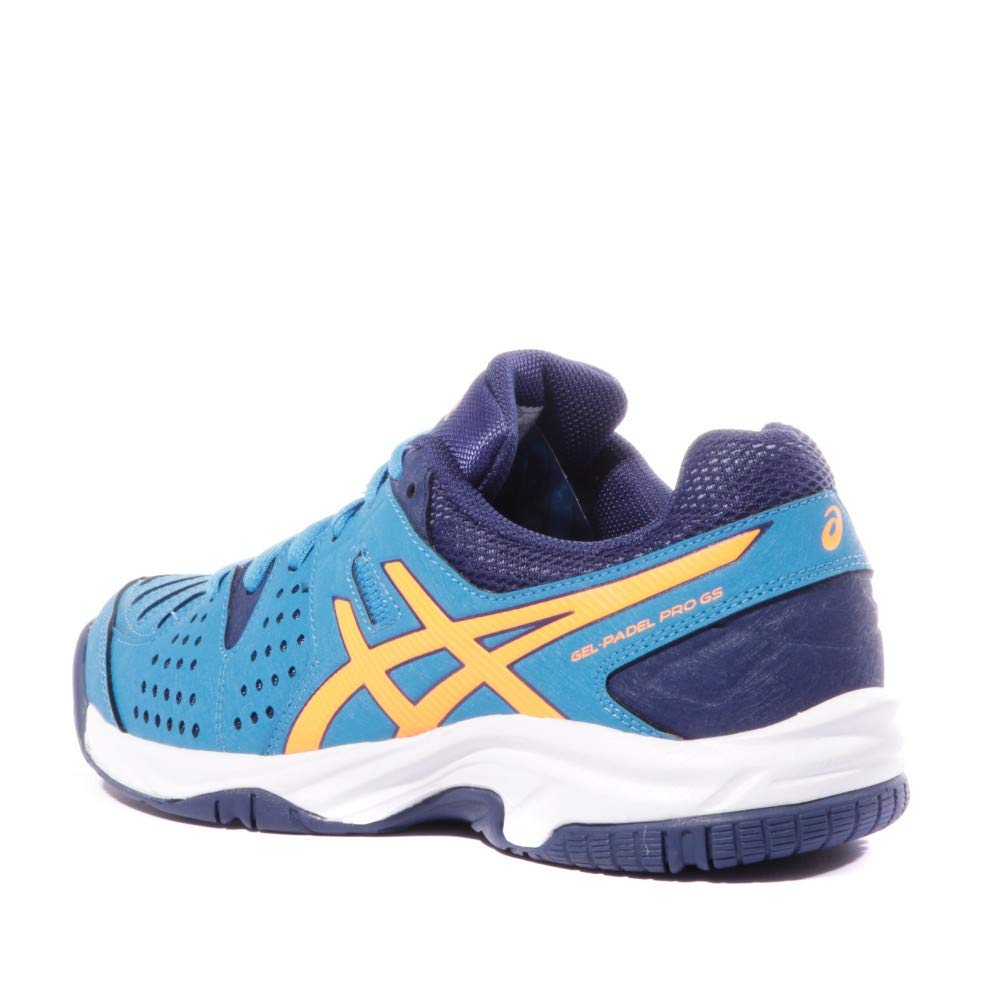 Asics Tenis Gel-Padel Pro 3 Gs Blue / Orange 39 Junior: Amazon.es: Deportes y aire libre