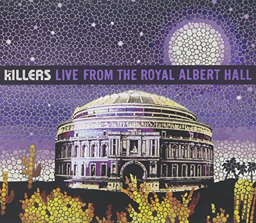 Release live from the royal albert hall by the killers for Door 8 royal albert hall