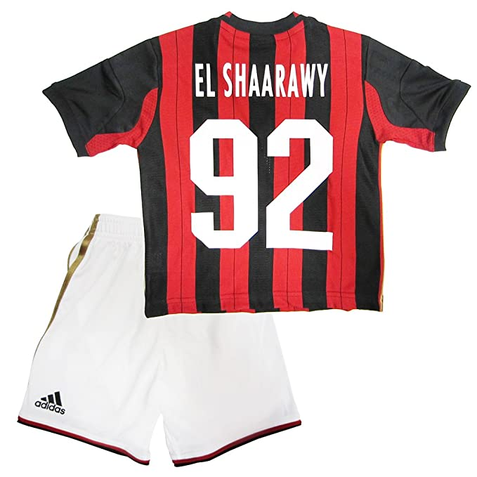ropa AC Milan chica
