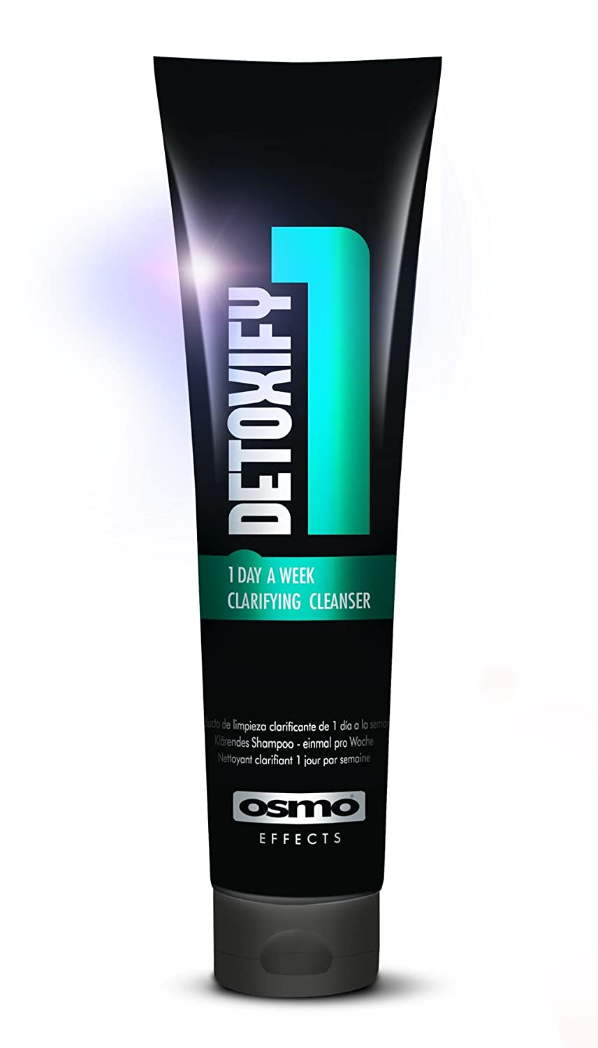Osmo Effects Detoxify Shampoo Removes Build-Up & Impurities Whilst Retaining Hydration 250ml 061102