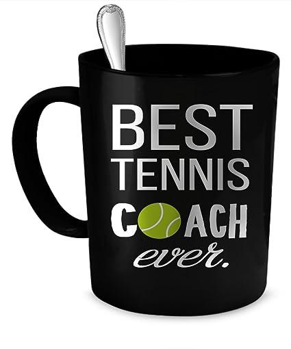 MugGift Coffee Coach 11 Tennis OzBlack cjL354RAq