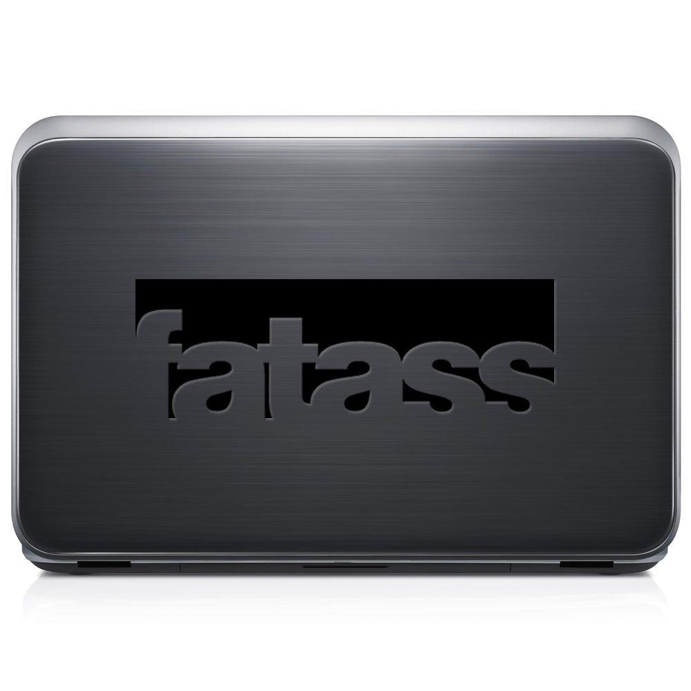 Fatass Fat Ass Funny Japanese JDM取り外し可能なビニールデカールステッカーforラップトップタブレットWindows壁装飾車トラックオートバイヘルメット/ (15 in/ Wide Fat 38 cm) Wide RSJM220-15MBLK (15 in/ 38 cm) Wide グロスブラック B077688CTQ, 宅配タイヤ太郎:f9ce1275 --- harrow-unison.org.uk