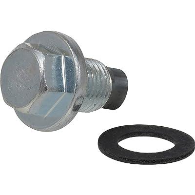 Needa Parts 652166 M14-1.50 Magnetic Oil Drain Plug: Automotive