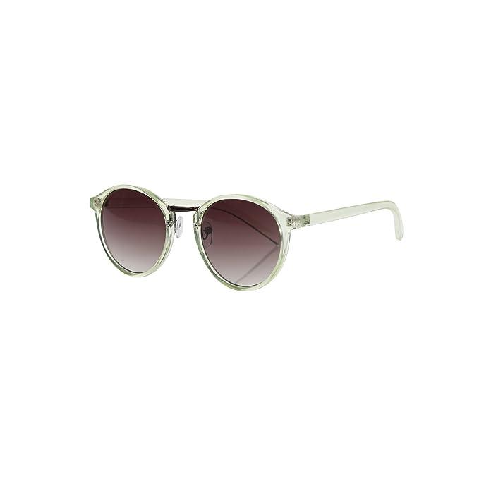 VENCA Gafas de sol montura sintética transparente bicolor ...