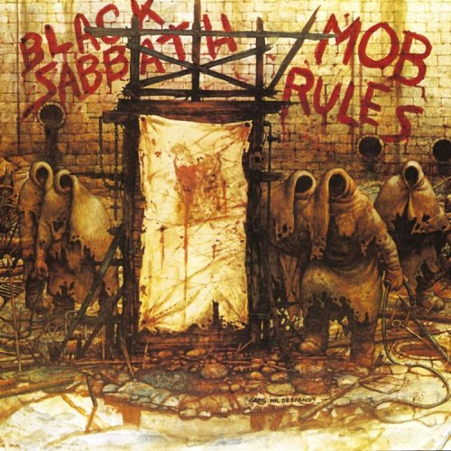 Image result for black sabbath mob rules