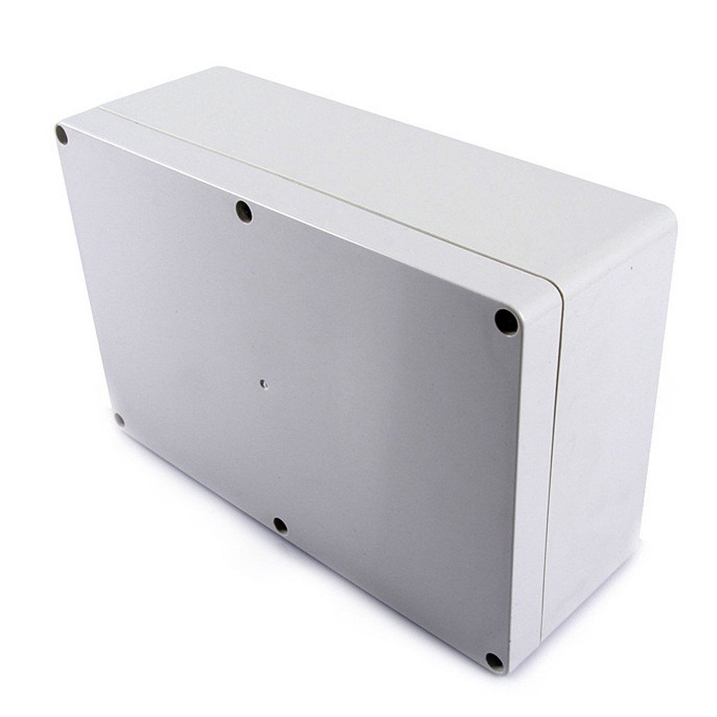 SamIdea(TM) 230x150x85mm Waterproof Plastic Enclosure CCTV Project Case Power Junction Box
