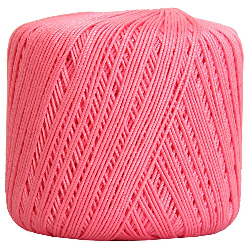 Crochet Thread - Size - Pink