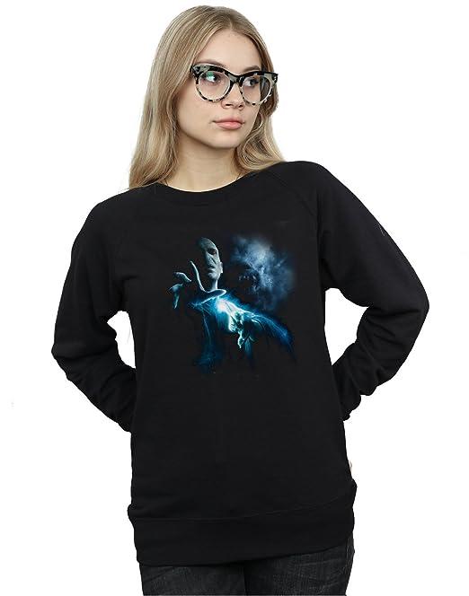 Harry Potter Mujer Voldemort Shadow Camisa De Entrenamiento: Amazon.es: Ropa y accesorios