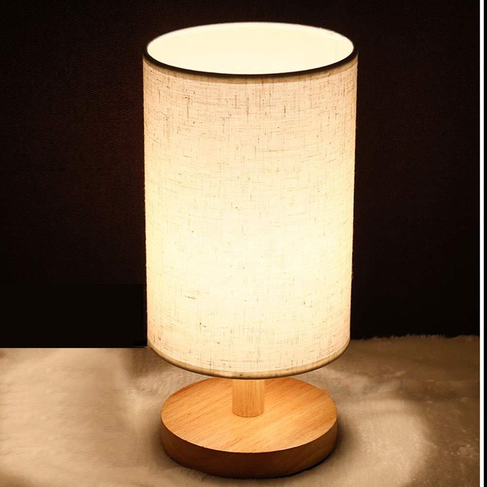 Amazon.com: WDXFD Lámpara de mesita de noche para dormitorio ...